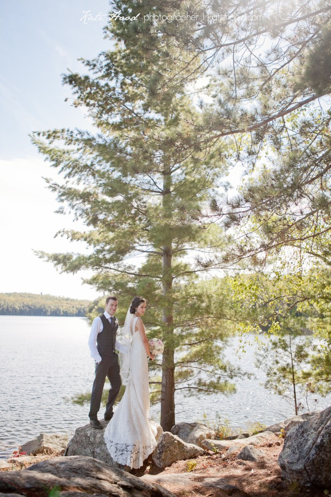 Best Muskoka Wedding Photography