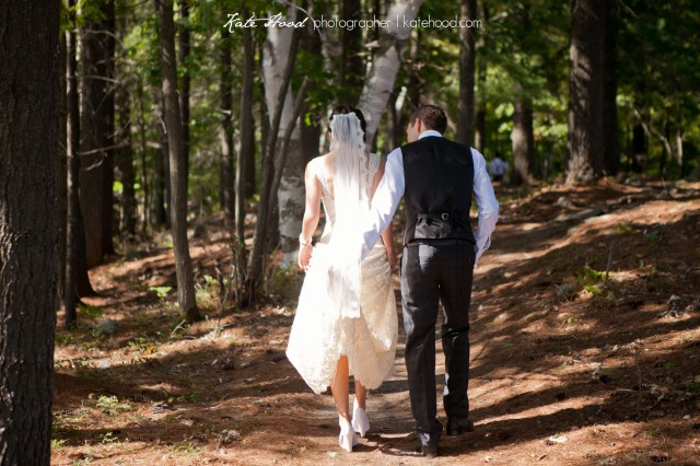 Weddings at Port Cunnington Lodge