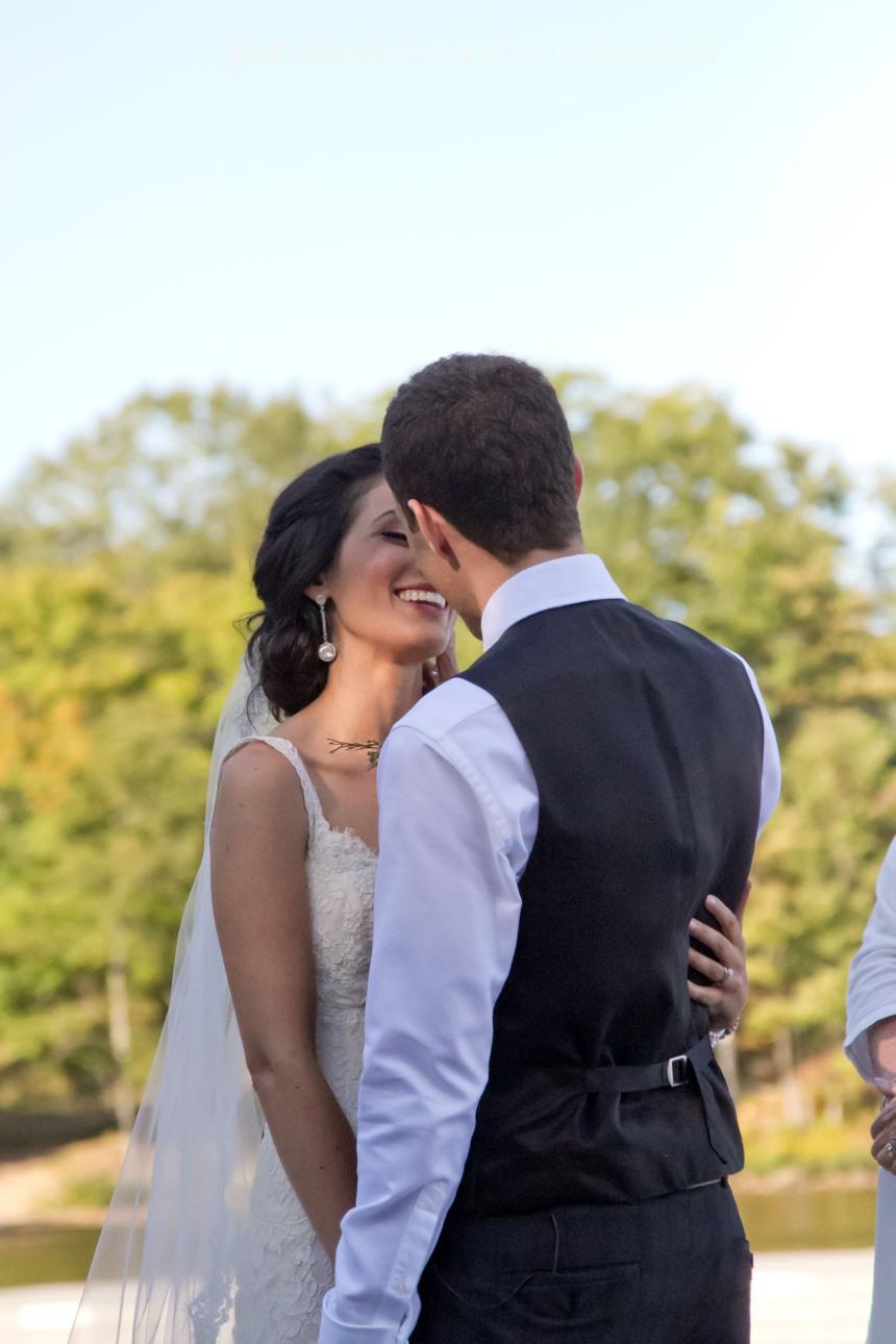 Weddings at Port Cunnington Lodge