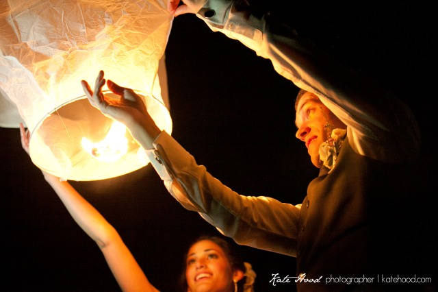Chinese Lanterns at Weddings