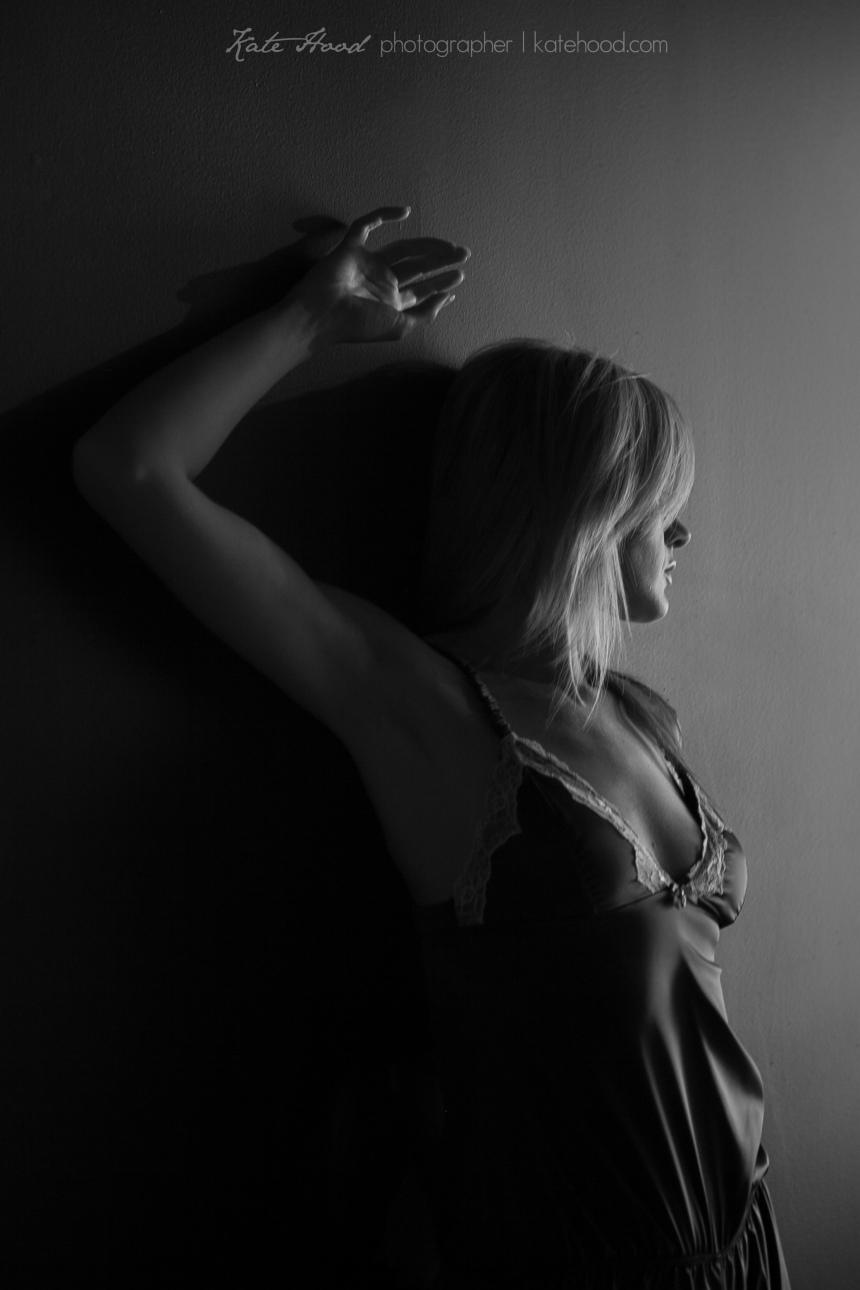 Muskoka Lingerie Photography