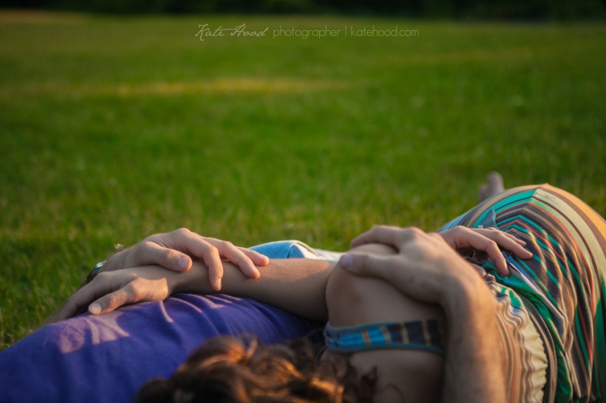 High Park Toronto Engagement Pictures
