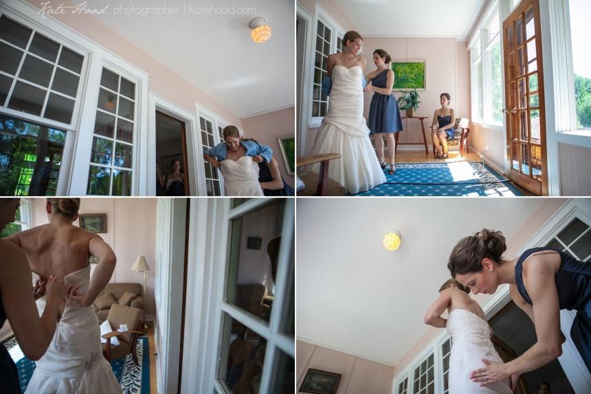 Huntsville Ontario Wedding photographers
