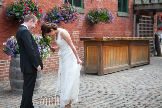 Brennan & Janette//Married At Archeo-Toronto Wedding