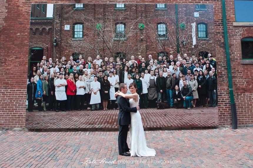 Real Weddings Archeo: Brennan & Janette//Married At Archeo-Toronto Wedding