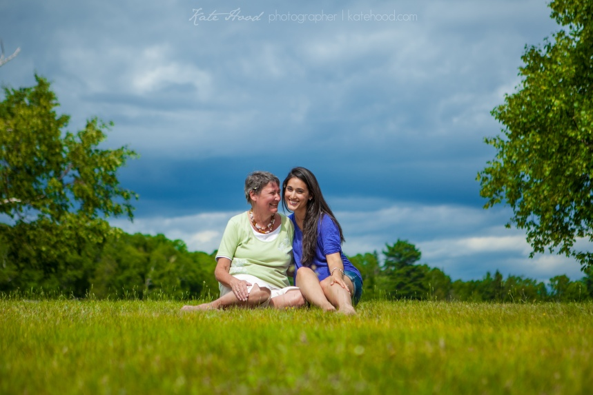 Ontario Cottage Portrait Photographer