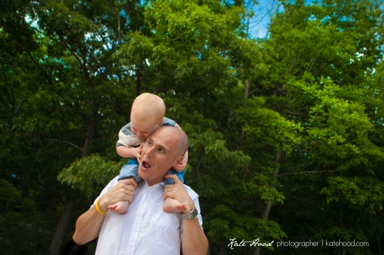 Ontario Cottage Family Photographs
