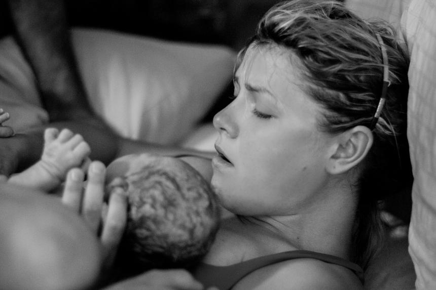 Muskoka Ontario Birth Photographers