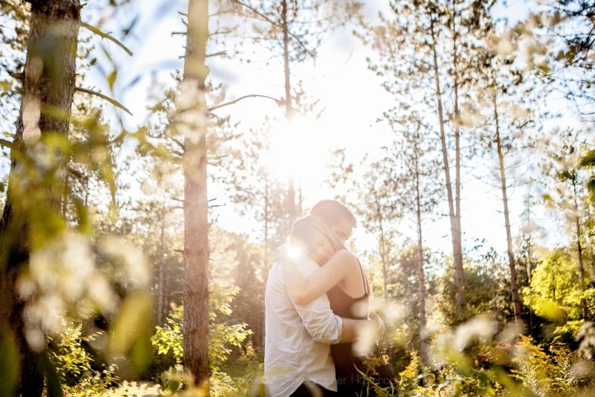 Parry Sound Wedding Photographer