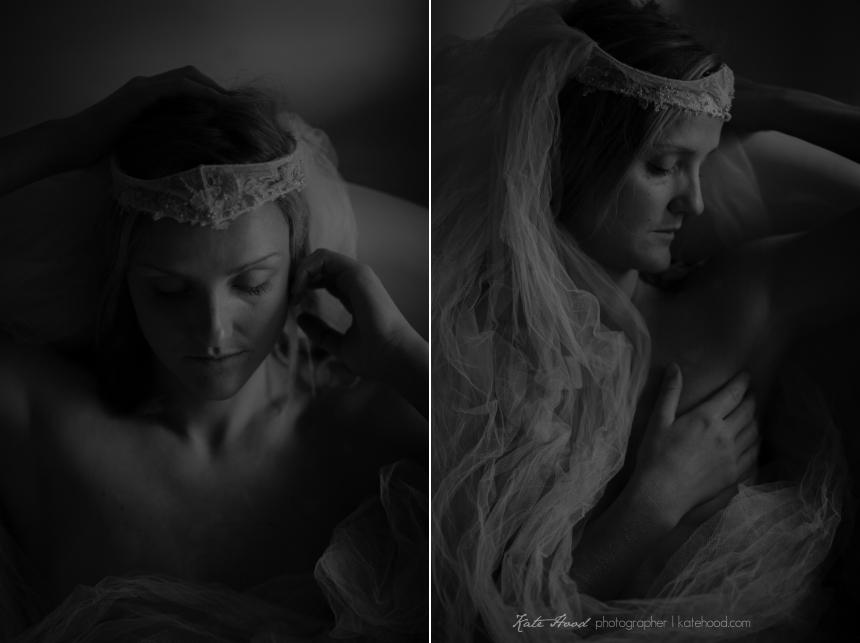 Bridal Nude portraits Ontario