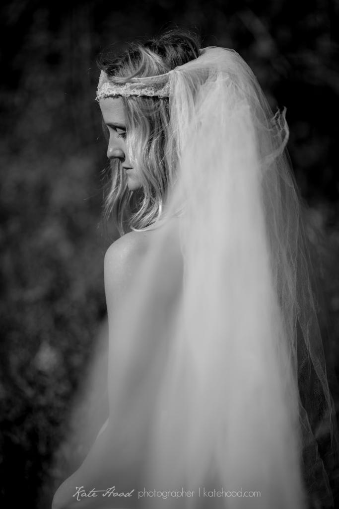 Artistic Bridal Nude Portraits