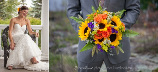 Northern Ontario Wedding Photographers