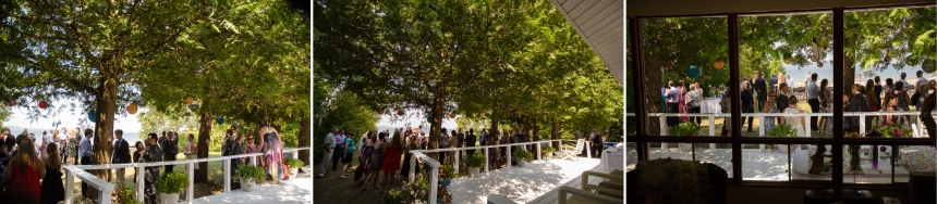 Cottage Weddings on Georgian Bay