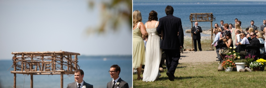 Beach Weddings in Ontario