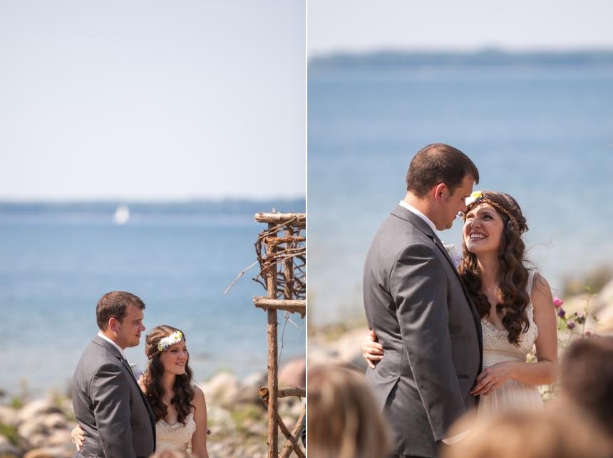 Georgian Bay Beach Weddings