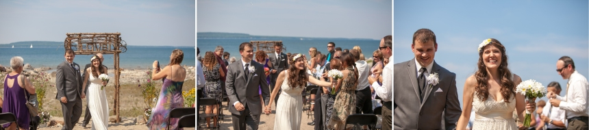 Cottage Weddings in Midland