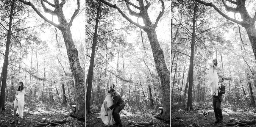 Georgian Bay Ontario Wedding Photographers