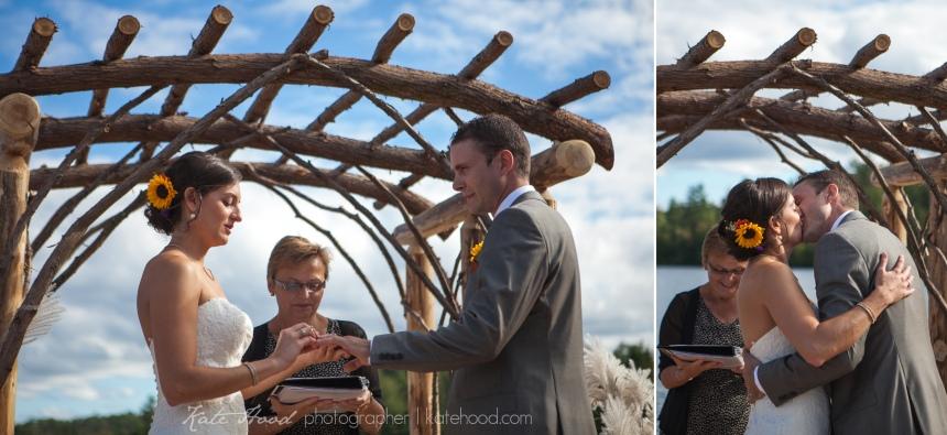 Destination Muskoka Weddings