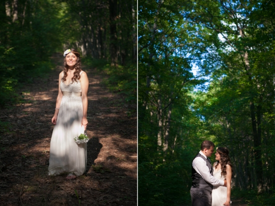 Romantic Forest Weddings