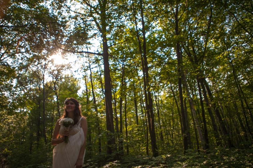Romantic Forest Weddings
