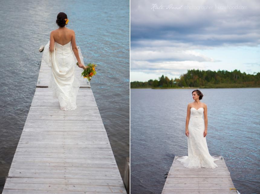 Muskoka Weddings on Water