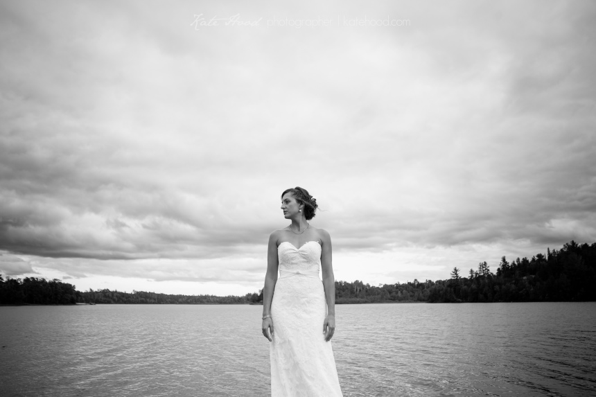 Lakeside Cottage Weddings Ontario