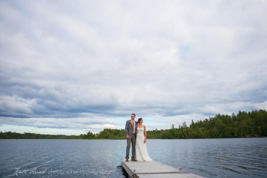 Lakeside Cottage Weddings Ontario