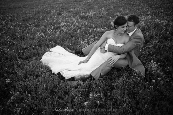 Romantic Ontario Wedding Pictures