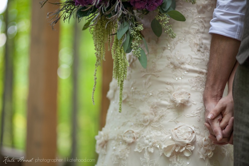 Intimate Forest Weddings in Ontario
