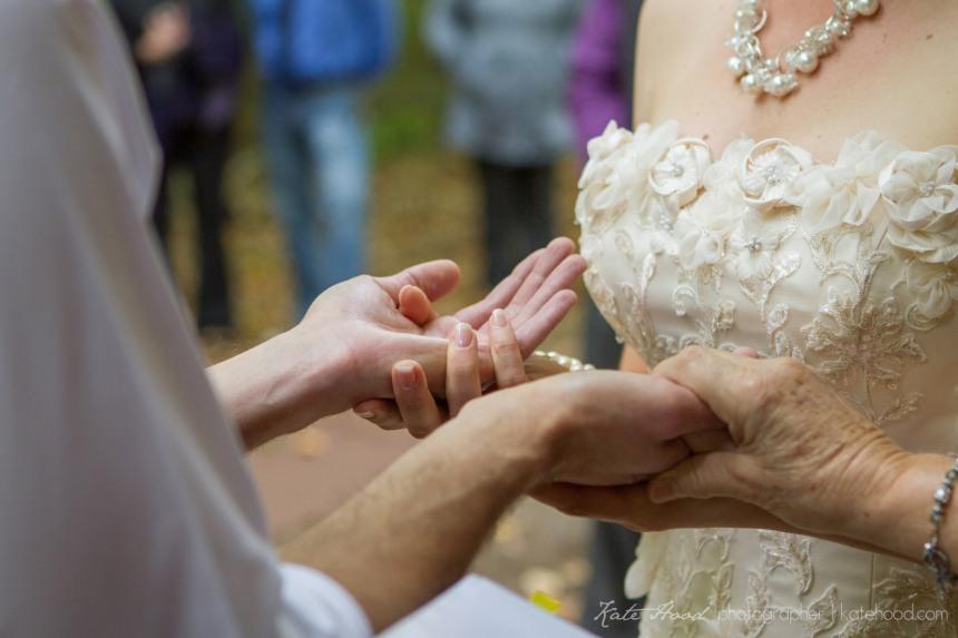 Romantic Forest Weddings in Ontario