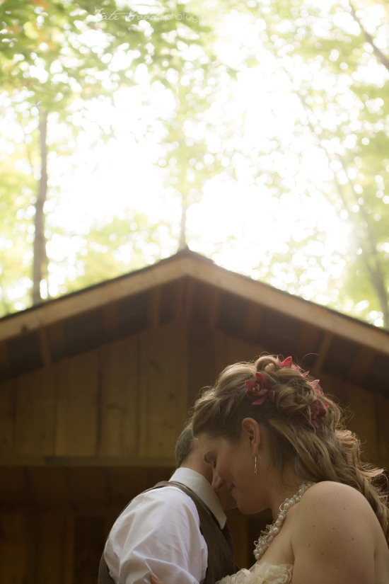 Romantic Forest Weddings Ontario
