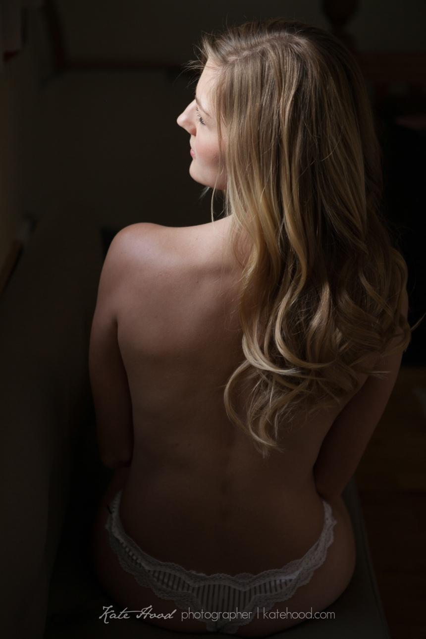 Natural Light Boudoir Photographer Toronto
