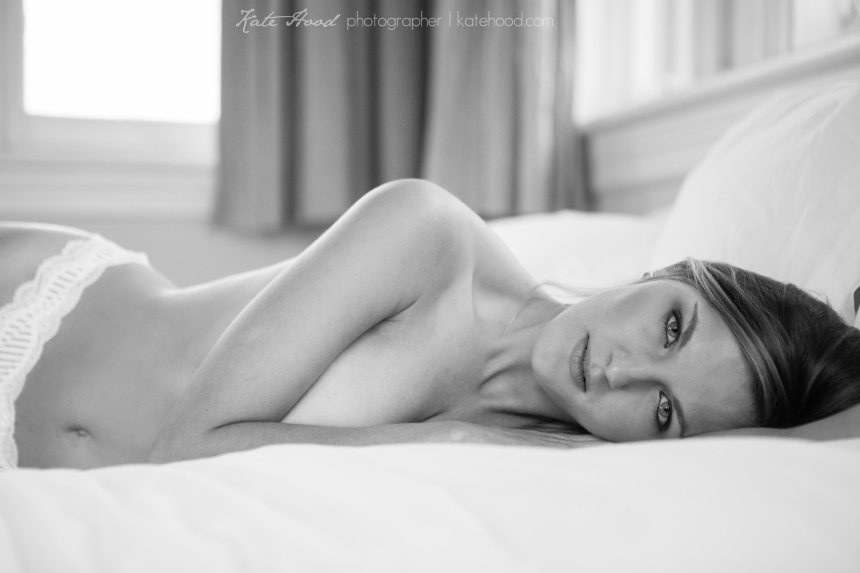 Natural Light Boudoir Photographer Toronto