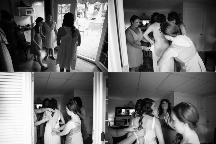 Georgian Bay Wedding Photos