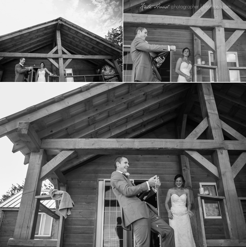White Pine Lodge Weddings