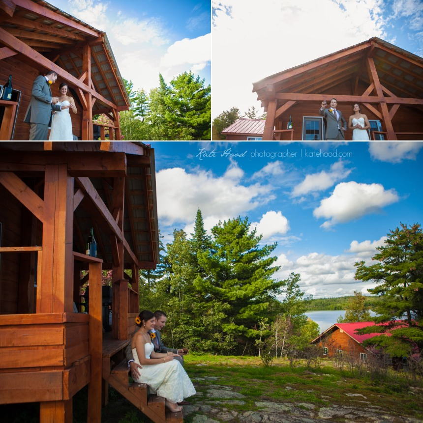 White Pine Lodge Weddings
