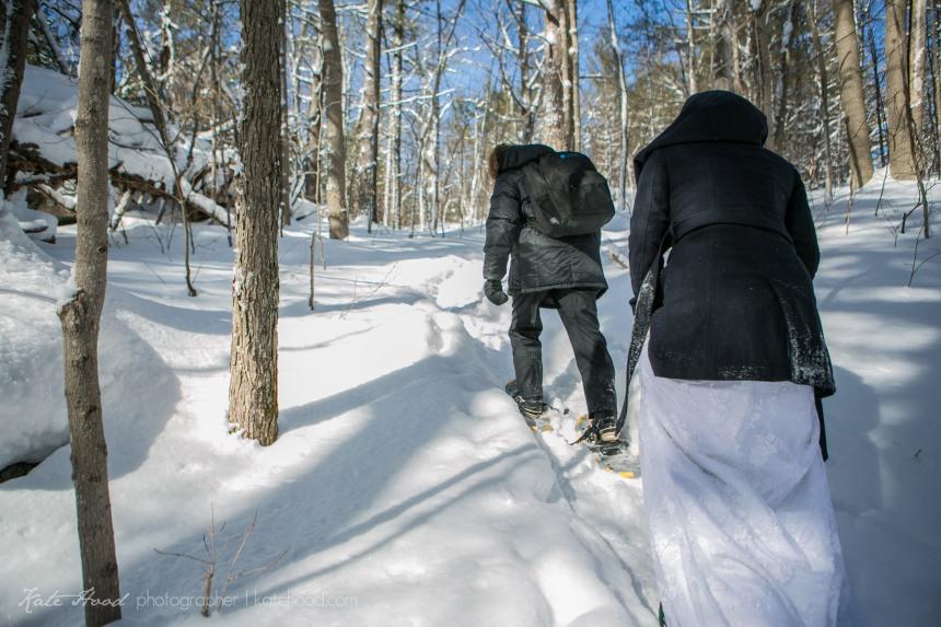 Hardy Lake Provincial Park Wedding