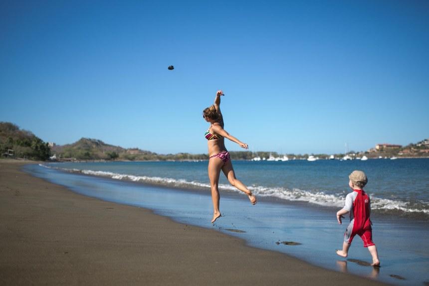 Potrero Beach Costa Rica Photographer