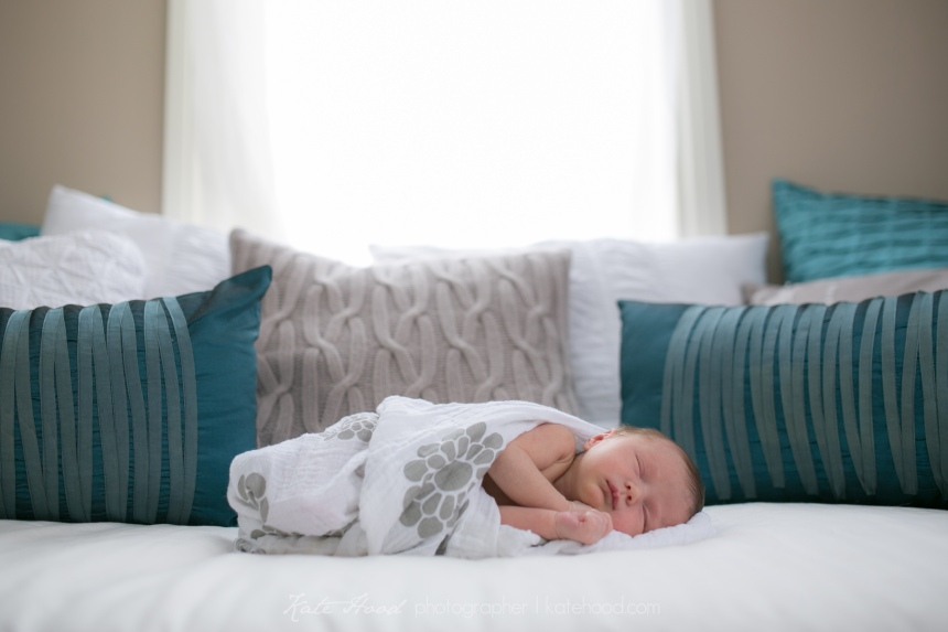 Bracebridge's Best Newborn Baby Photographer