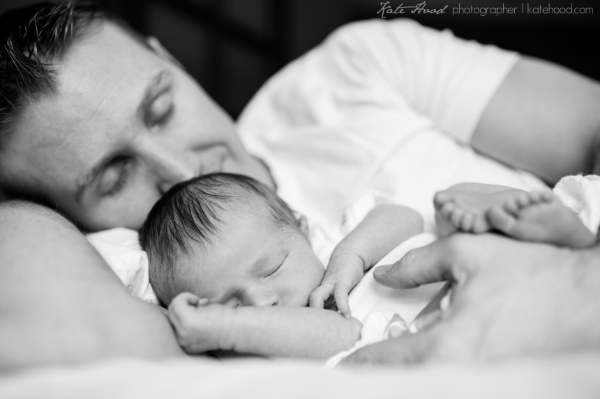 Gravenhurst Newborn Baby Photographer