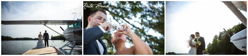 Parry Sound Wedding photographers