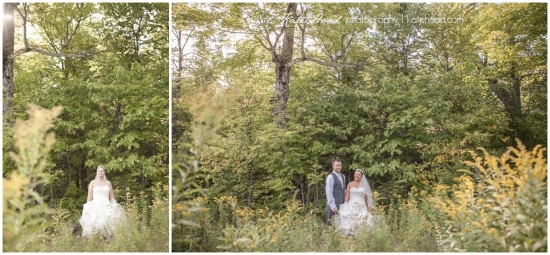 Ontario Forest Weddings