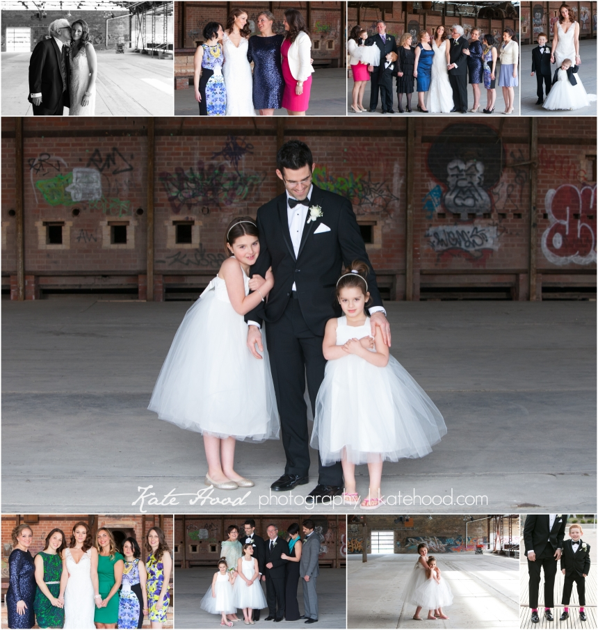 Evergreen Brickworks Wedding Photos