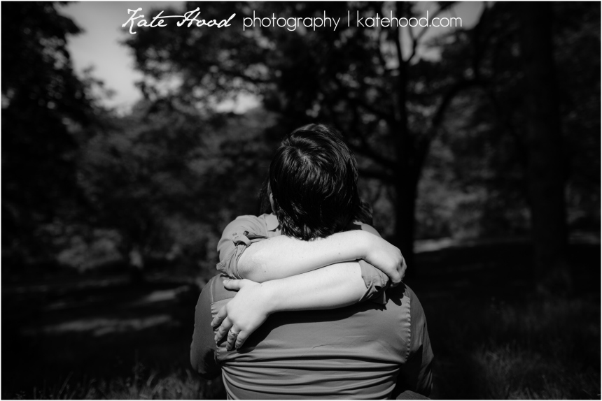 Toronto High Park Engagement Photos