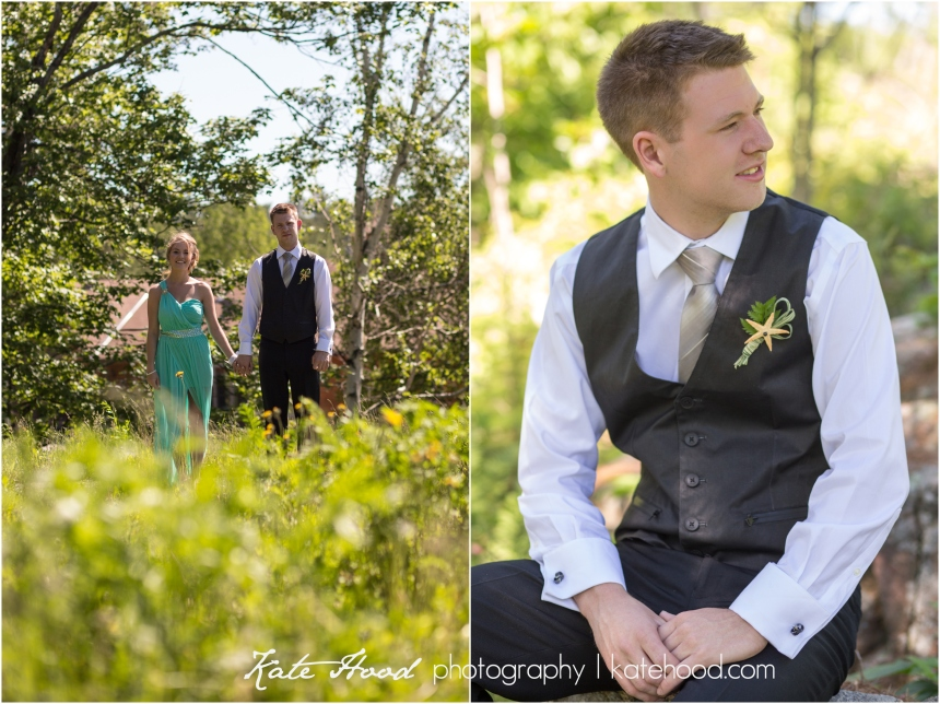 North Bay Ontario Prom Photos