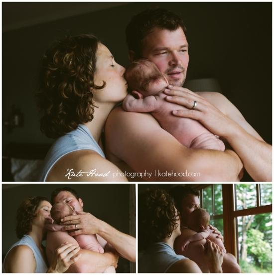 Huntsville Ontario Newborn Photographers