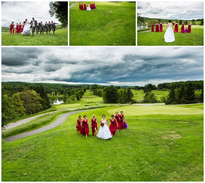 Huntsville Ontario Wedding photographers