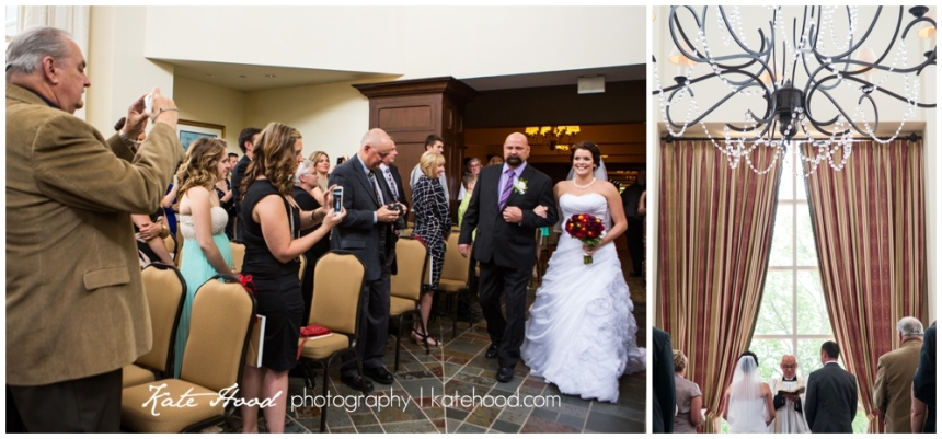 Deerhurst Wedding Photos