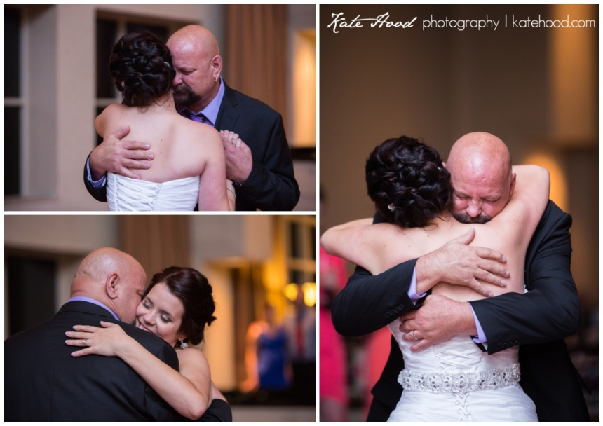 Father daughter first dance deerhurst
