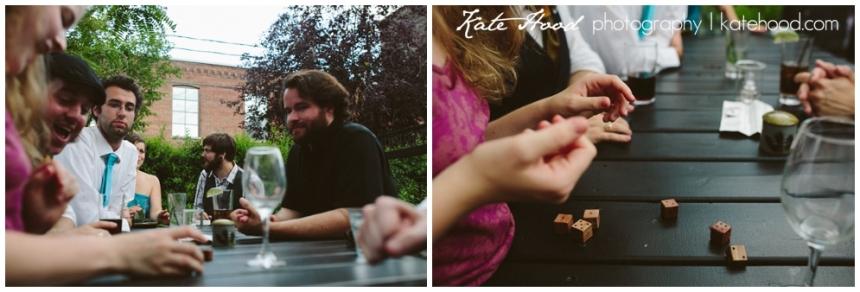 Toronto Wedding Photojournalism